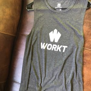 Nike and Gainz Box workout tanks